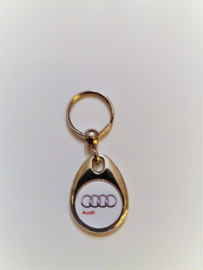 Sleutelhanger Audi