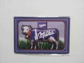 Metaalplaat Milka