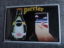 Metaalplaat Perrier