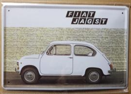 Metaalplaat Fiat Jagst