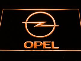 3D ledverlichting Opel