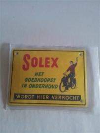 Logo/merk plaatje Solex