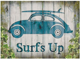 Metaalplaat Volkswagen Surf's Up