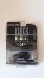 Schaalmodel 2010 Jeep Wrangler  1/64