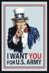 Spiegel Allerlei I Want You