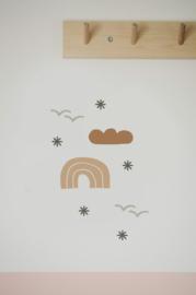 Muursticker - Sky