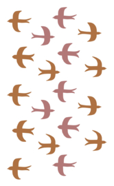 Behang Zwaluw