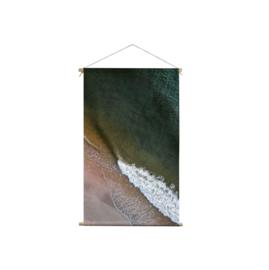 Wandkleed - Noordzee