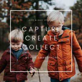 Iris van Tricht Academy - Capture, create & collect met je Smartphone