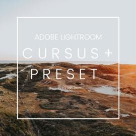 Lightroom preset + Lightroom cursus