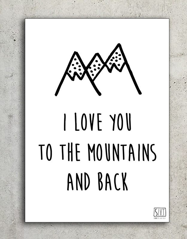 To the mountains and back