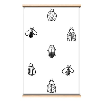 Behang bugs and bees