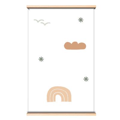 Behang sky