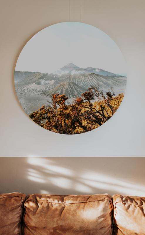 Muurcirkel - Bromo in Java