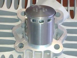 Kreidler SBW 60cc zuigergestuurde cilinderset