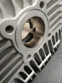 Kreidler BMP LIMITED EDITION 70cc CILINDERKIT met Kiesler GP3 70cc in Blank staal