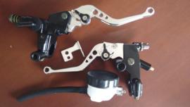 Kreidler remcilinderhendelset voor 22 mm sturen