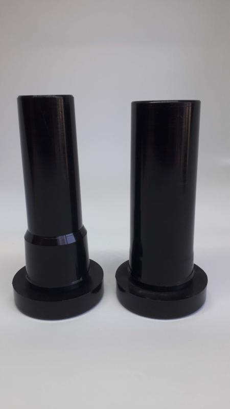 Kreidler Trompetinzetstuk kleur zwart