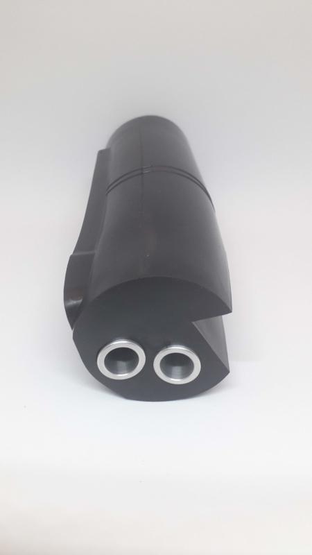 Kreidler luchtfilter met extra luchttulles
