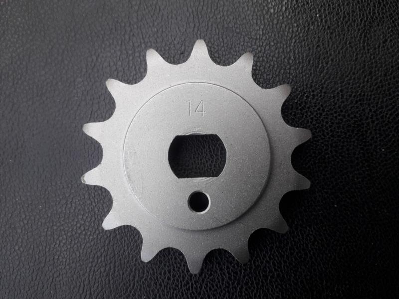Kreidler T14 Voortandwiel 420