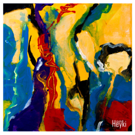 Abstract - Three - Karin Heystee