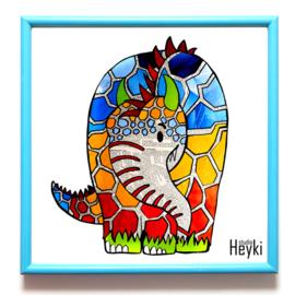 Lief Monster - Olifantbeest