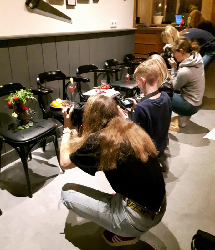 Fotografie cursus voor jongeren 2019