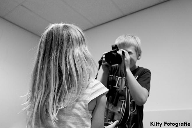 fotografie les voor scholen, detail en beweging