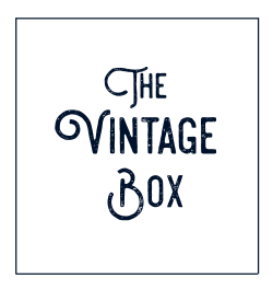 The Vintage Box | Vintage kunst en woonaccessoires