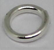Jumpring Ø 3mm zilver kleur per 20 stuks