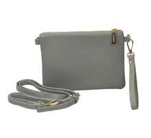 Amber Bag M Grey