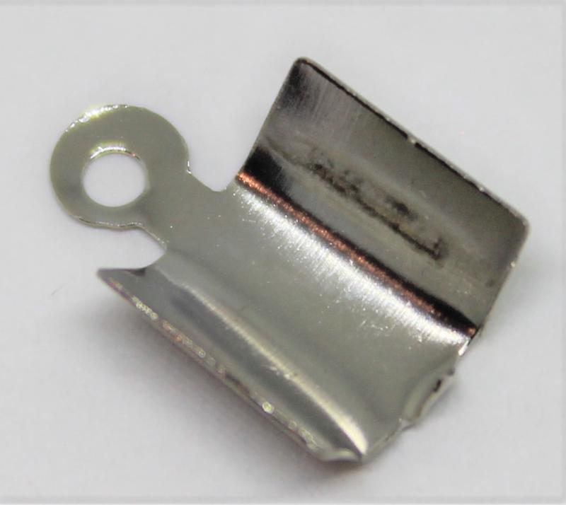 Veterklem stainless steel 4mm