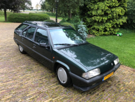 "BX turbodiesel break ""full options"" - in opdracht"