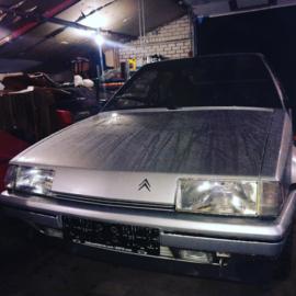 BX GTI 16V 160pk Verkocht!