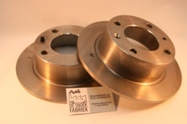 Rear brake disc (sold per set)