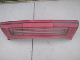 Voorbumper MK3 rood