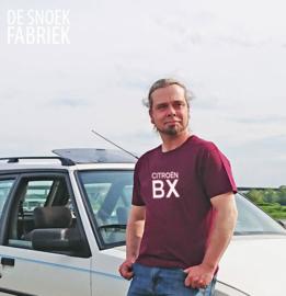 T-shirt citroen bx logo