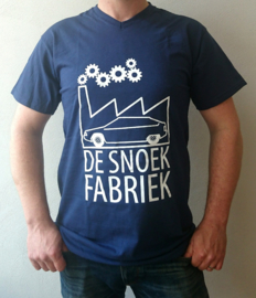"T-Shirt ""De Snoek Fabriek"" with a Citroën BX"