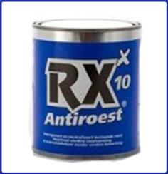 RX10 1000 ml  zwart
