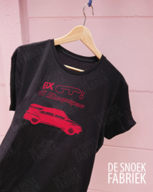 T-shirt 16 soupapes with bx car