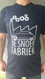 "T-shirt ""de snoekfabriek"""