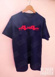 T-shirt 4x4
