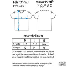 """T-Shirt """"De Snoek Fabriek"""" with a Citroën BX"""