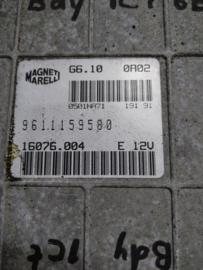 Ecu BX 16 MONOPOINT magneti marelli