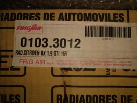 BX GTI 16valve radiator (new!)
