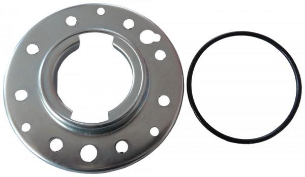 Citroen BX metalen ring op de vulhals