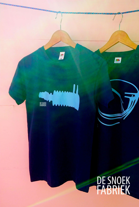 "T-shirt "" lekzak"" rear suspension gaiter print"