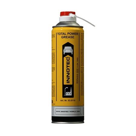 Innotec Total Power grease - Spuitvet