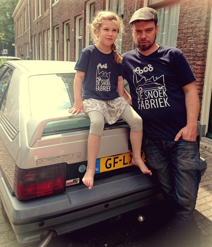 De Snoekfabriek kids t-shirt