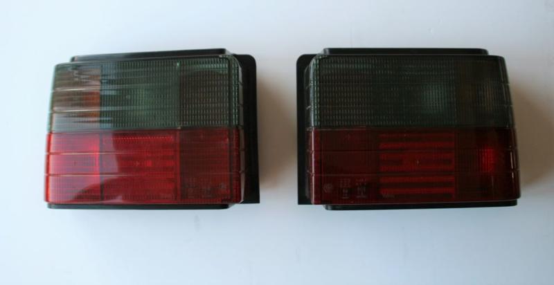 Achterlichtset groen type 3 (gebruikt)
